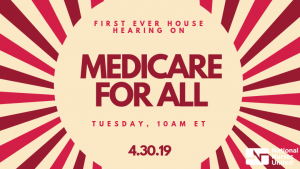 Medicare for All Hearing