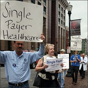 Single Payer Health Care March