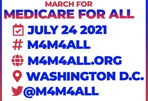 March for Medicare for All details